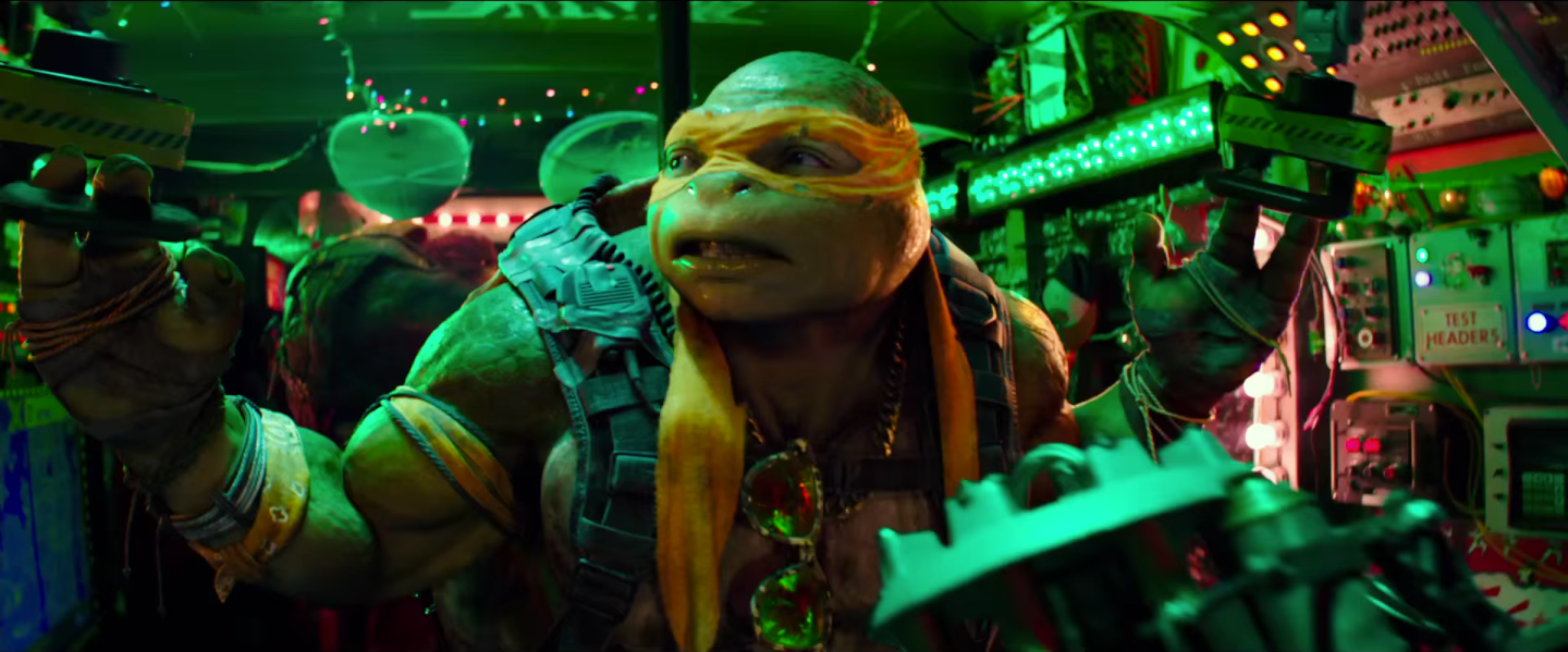 Ninja Turtles 2 Images Reveal Krang, Technodrome, And More