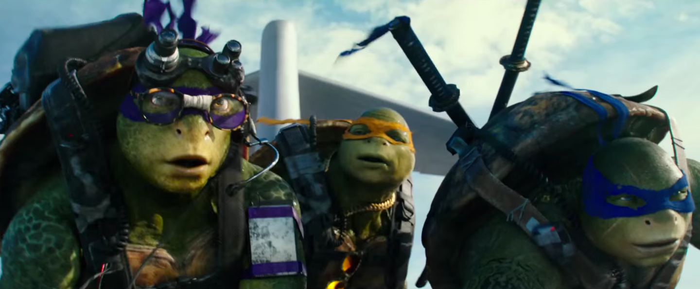 Stephen Amell Talks Casey Jones Debuts Tmnt 2 Clip Collider