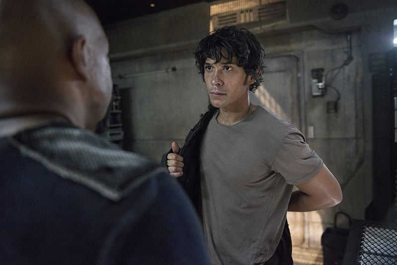 The 100: Can Bellamy Blake's Story Be Saved? | Collider