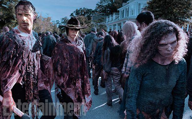 ron anderson walking dead