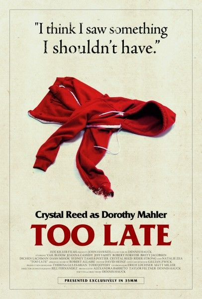 too-late-poster-dorothy