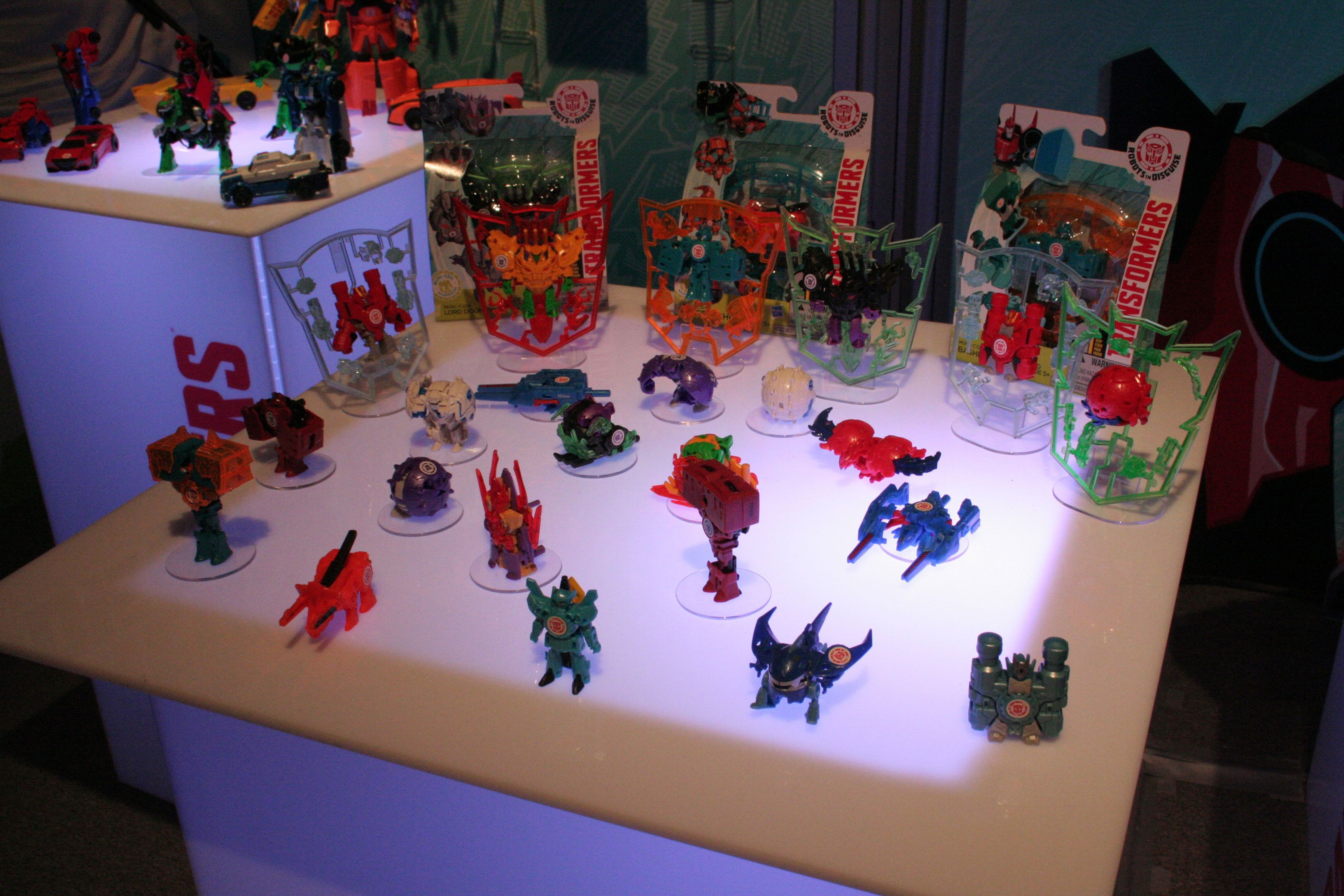 Transformers, Moana Images from Toy Fair 2016 - Collider