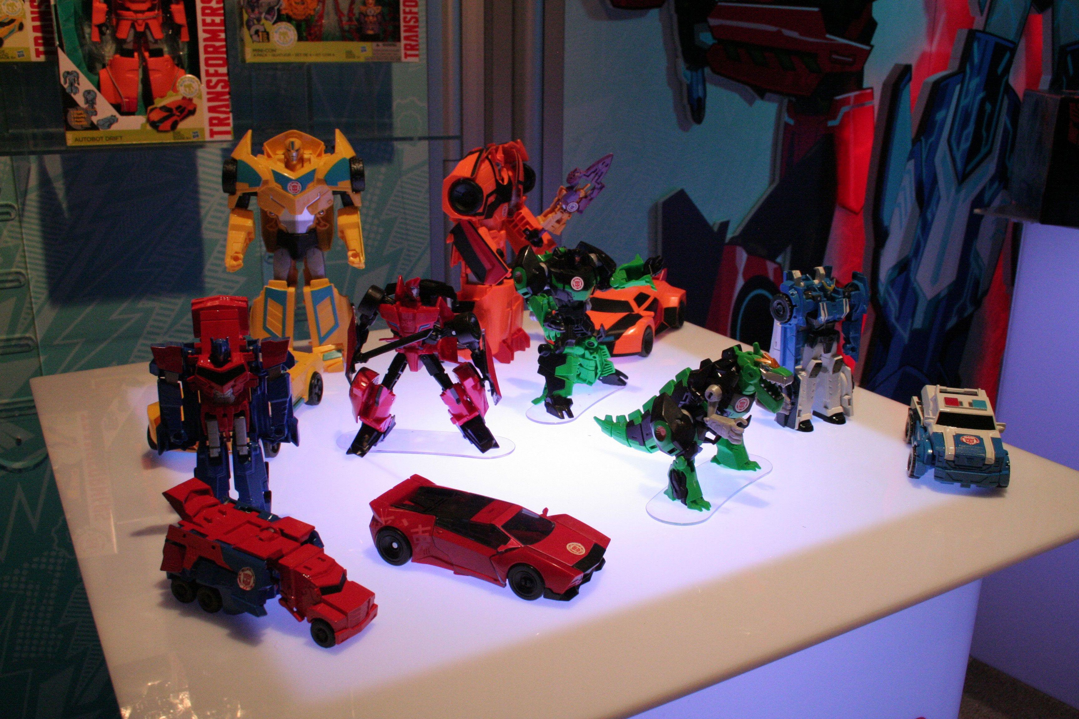 Transformers Toys New York City