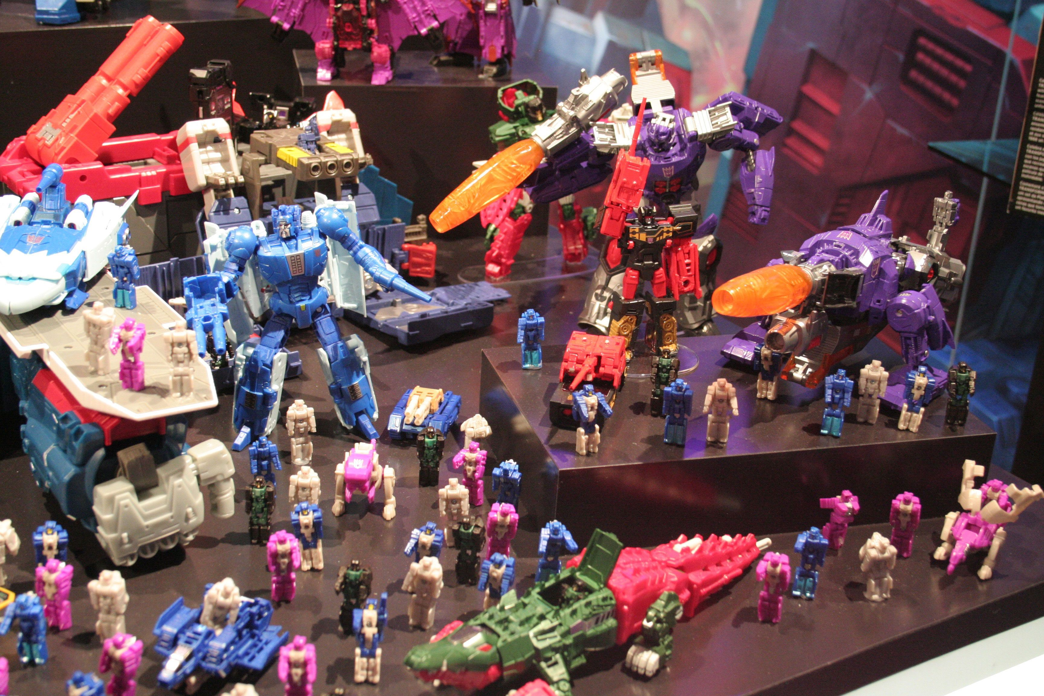 Not Toys For 2018 From Moive : Transformers moana images from toy fair collider