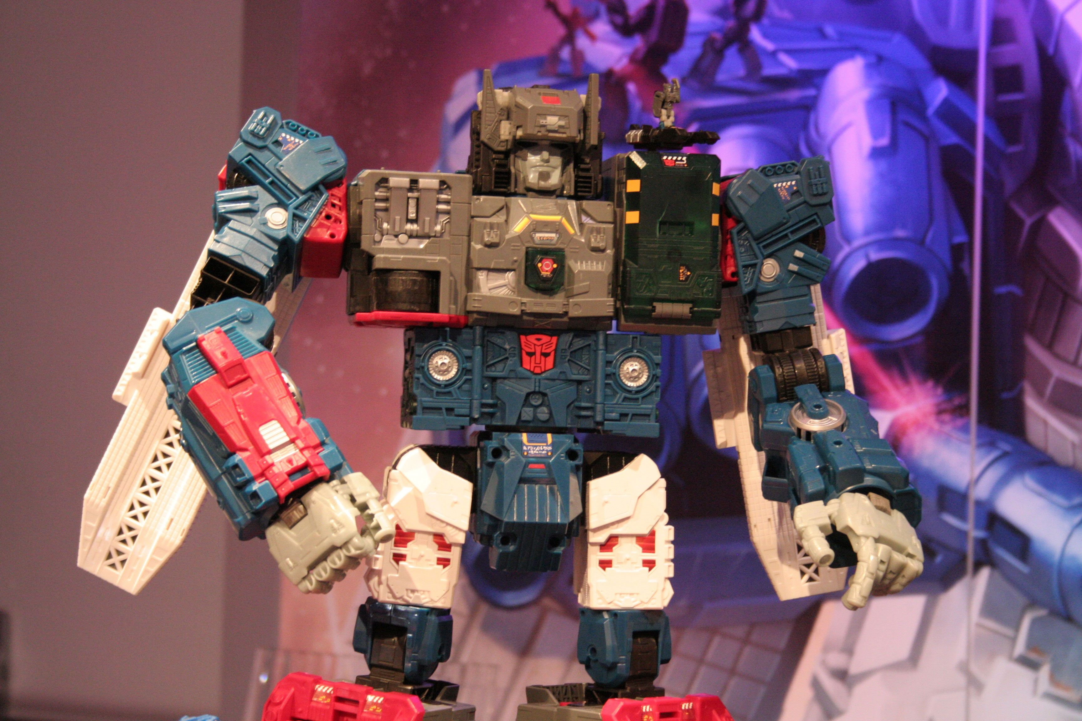 Transformers Moana from Toy Fair 2016
