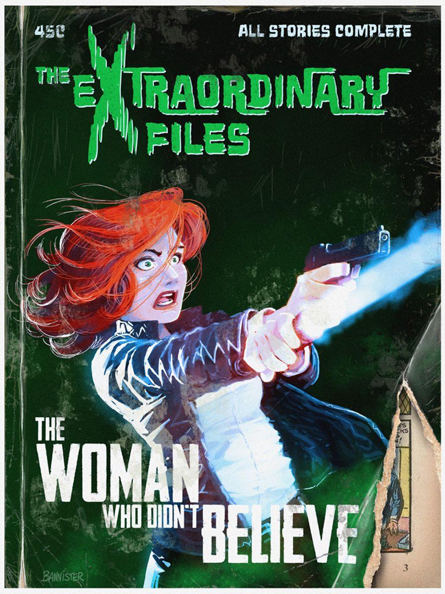 The x files coloring book - X Files Art Show Iam8bit Nicolas Bannister