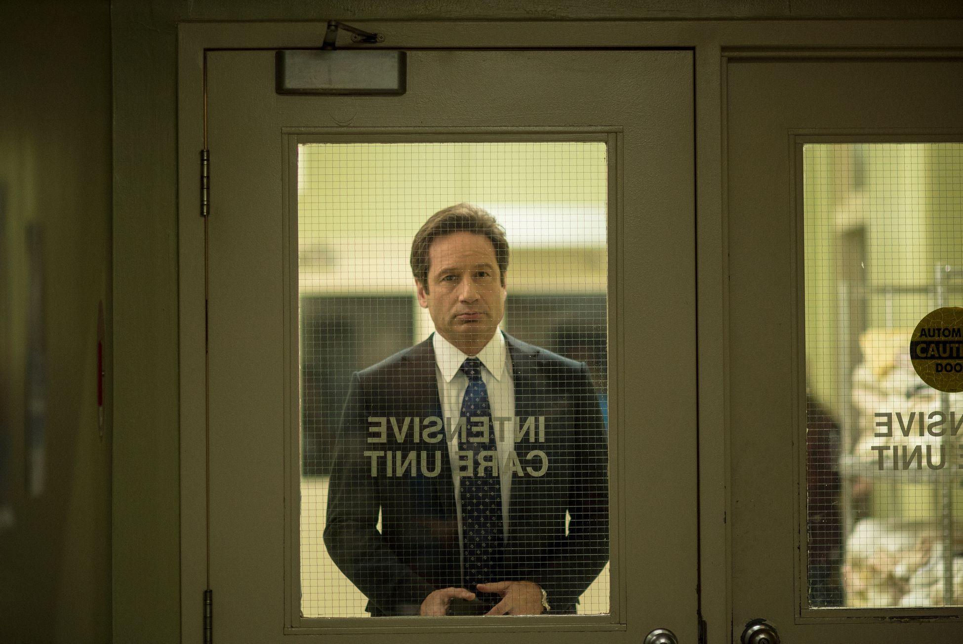 X Files Season Gillian Anderson David Duchovny to Return
