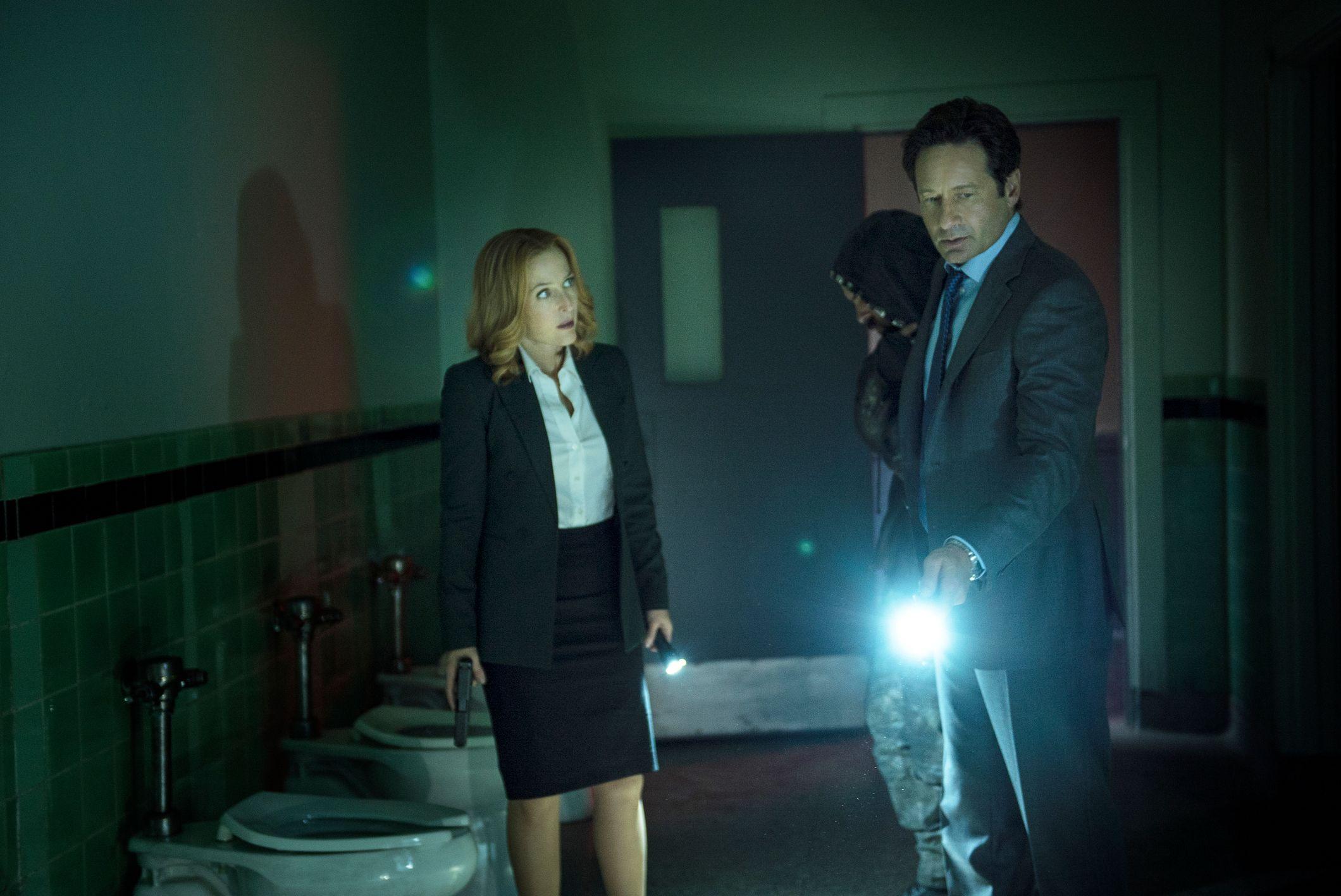 The X Files Recap Home Again