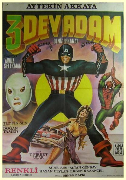 turkish spider-man