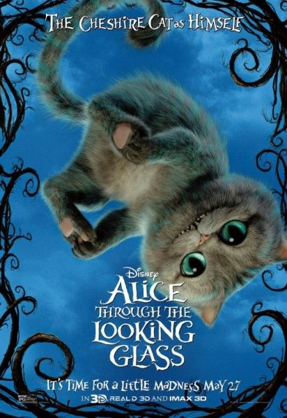 alice-through-the-looking-glass-poster-cheshire-cat