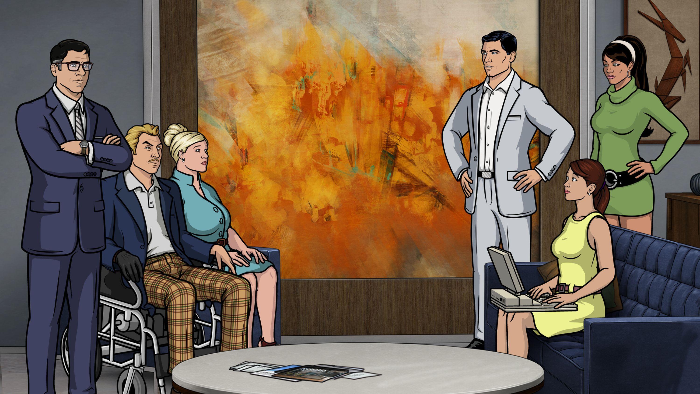 Archer Season 7 Review: H  Jon Benjamin's Bad Spy Returns