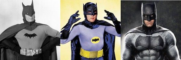 batman-costumes-ben-affleck-adam-west-christian-bale & Which Live-Action Batman Costume Is the Best? | Poll | Collider