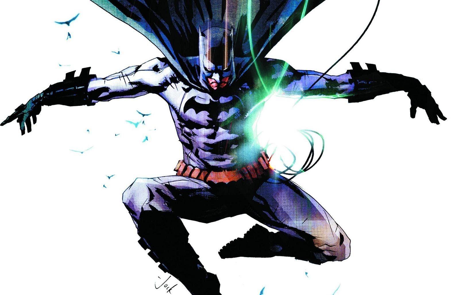 The 5 Best Batman Comics of All Time