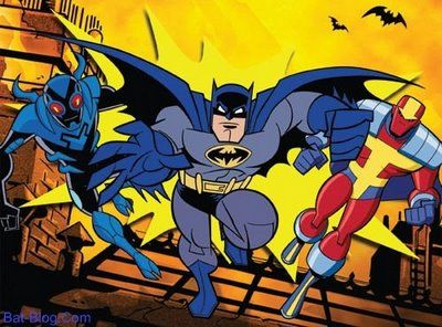 Best batman cartoons other than 39 the animated series - Batman cartoon images ...
