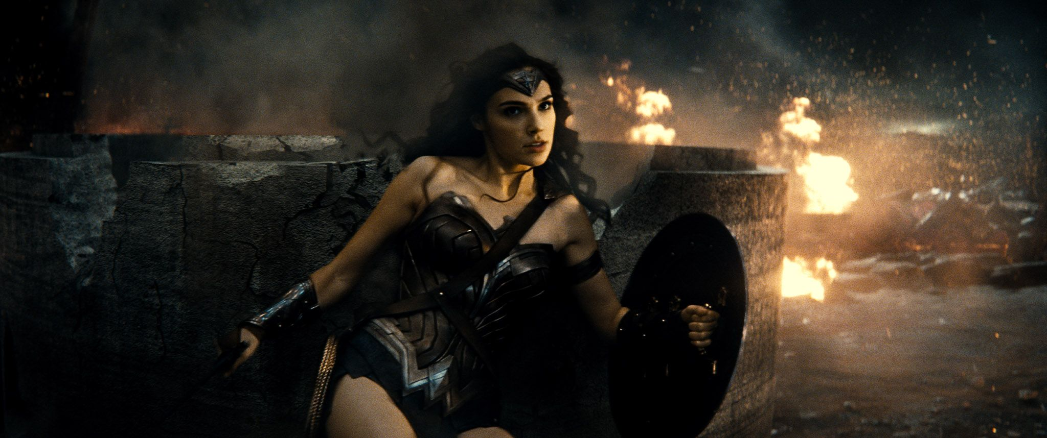superman and wonder woman relationship in dawn of justice