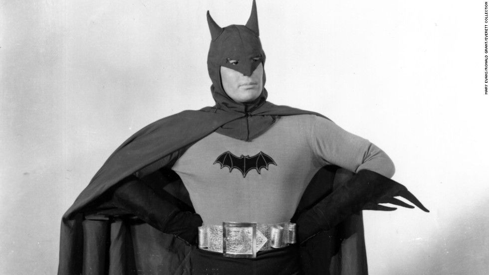 best-batman-costume-lewis-wilson-1943 & Which Live-Action Batman Costume Is the Best? | Poll | Collider