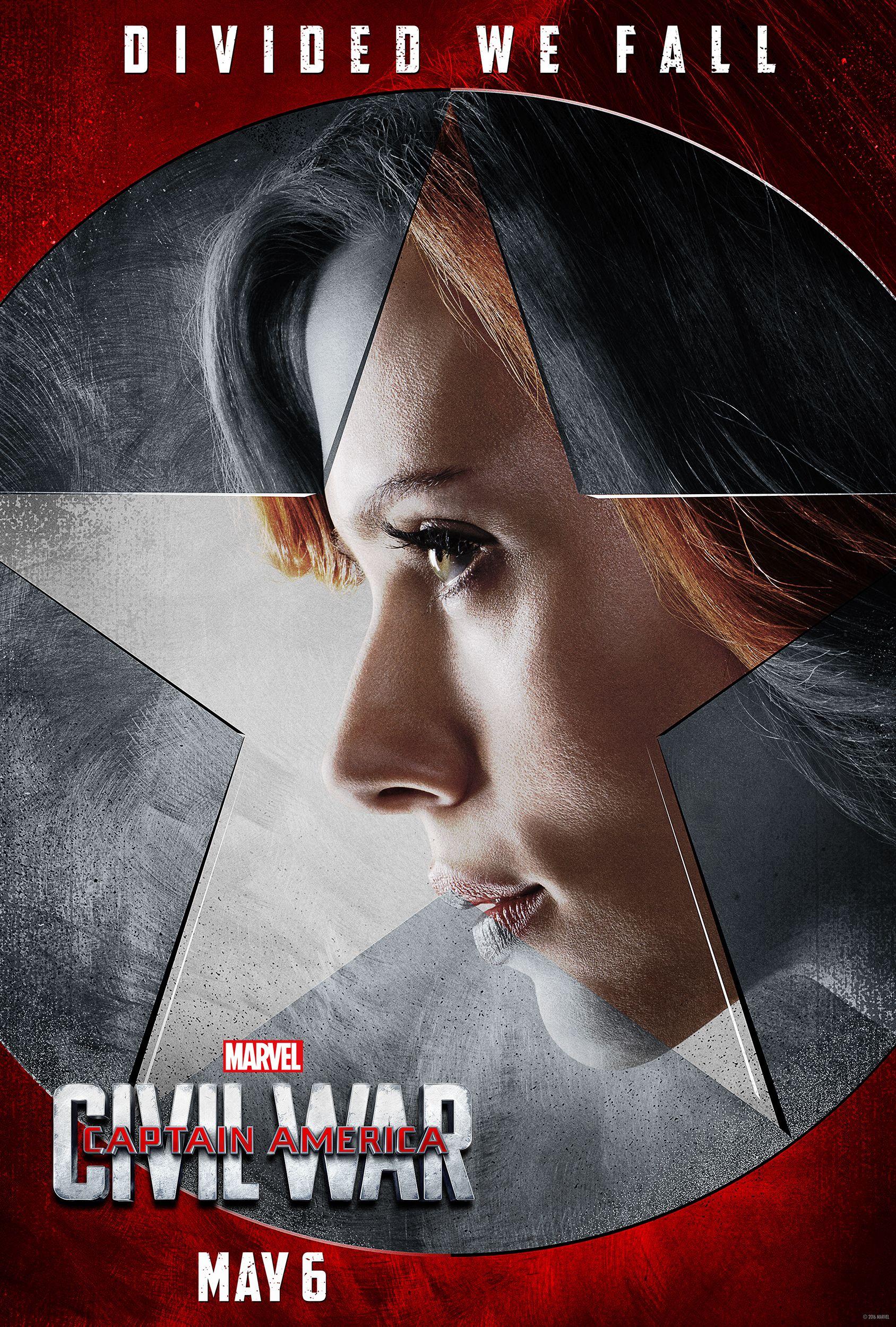 Captain America Civil War Posters For Team Iron Man Collider