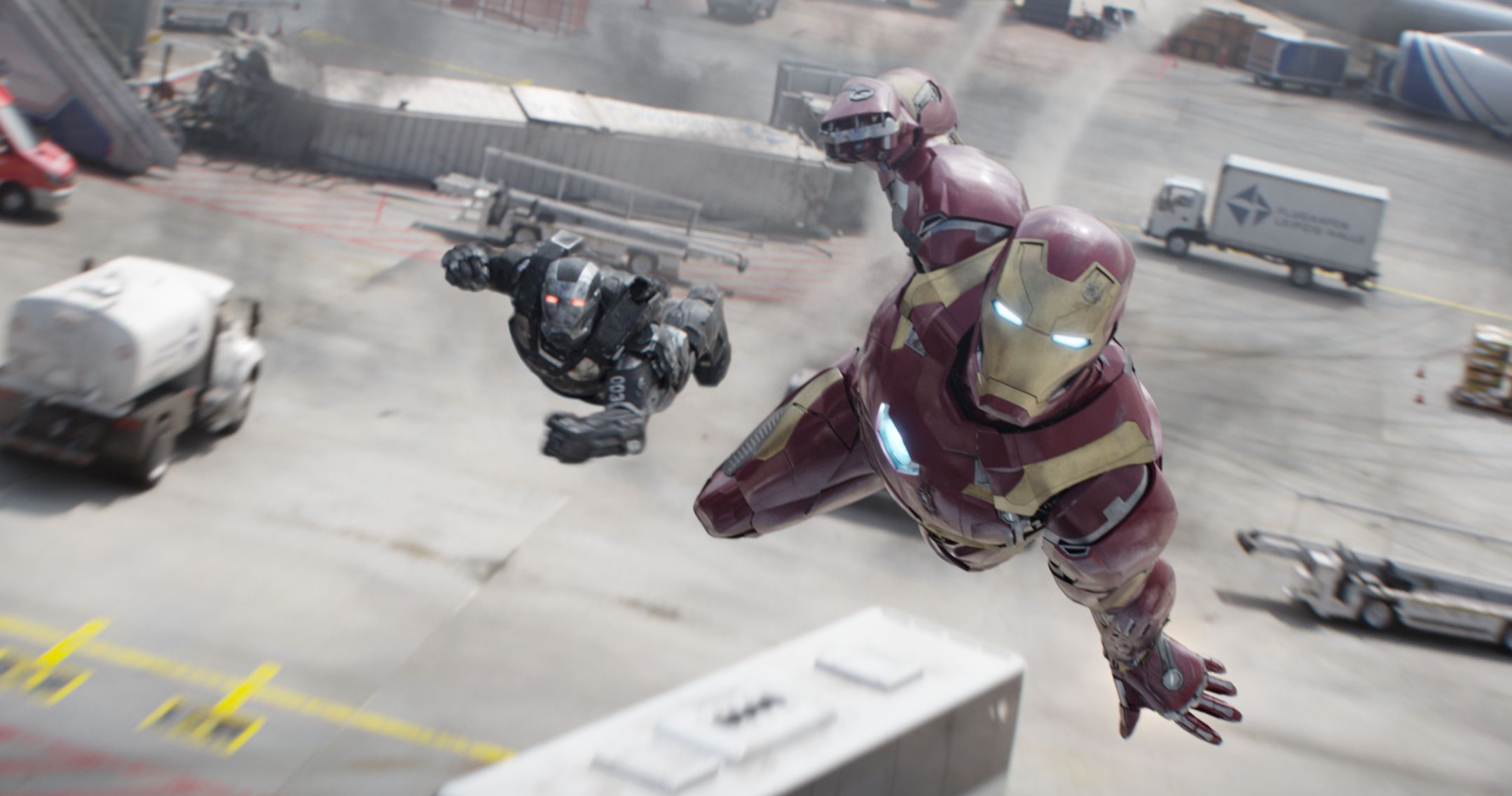 War Machine Is Captain America: Civil War's Secret Weapon