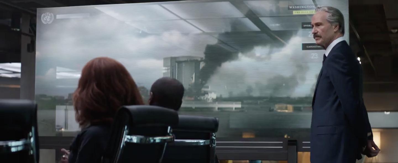 Captain America: Civil War Scene Revealed in New Video | Collider