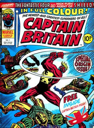 captain-britain-first-issue