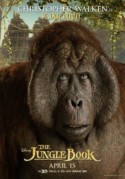 christopher-walken-king-louie-the-jungle-book-poster