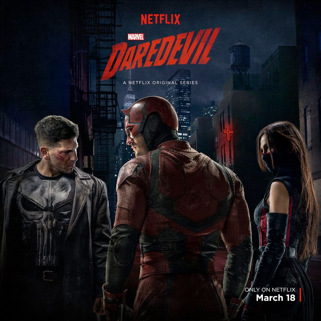 The Punisher Will Reportedly Appear As The Villain In '-Daredevil ...