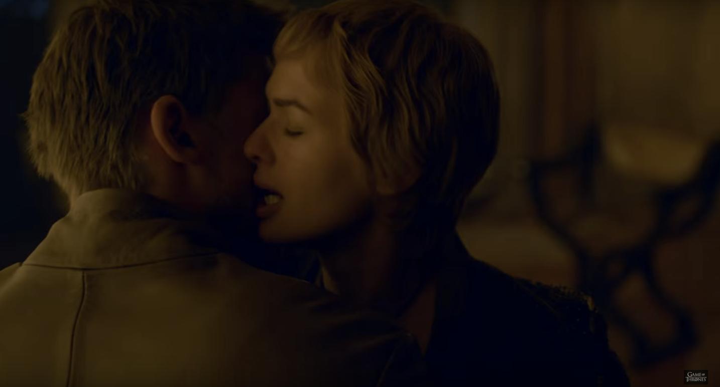 Game of thrones season 6 sex
