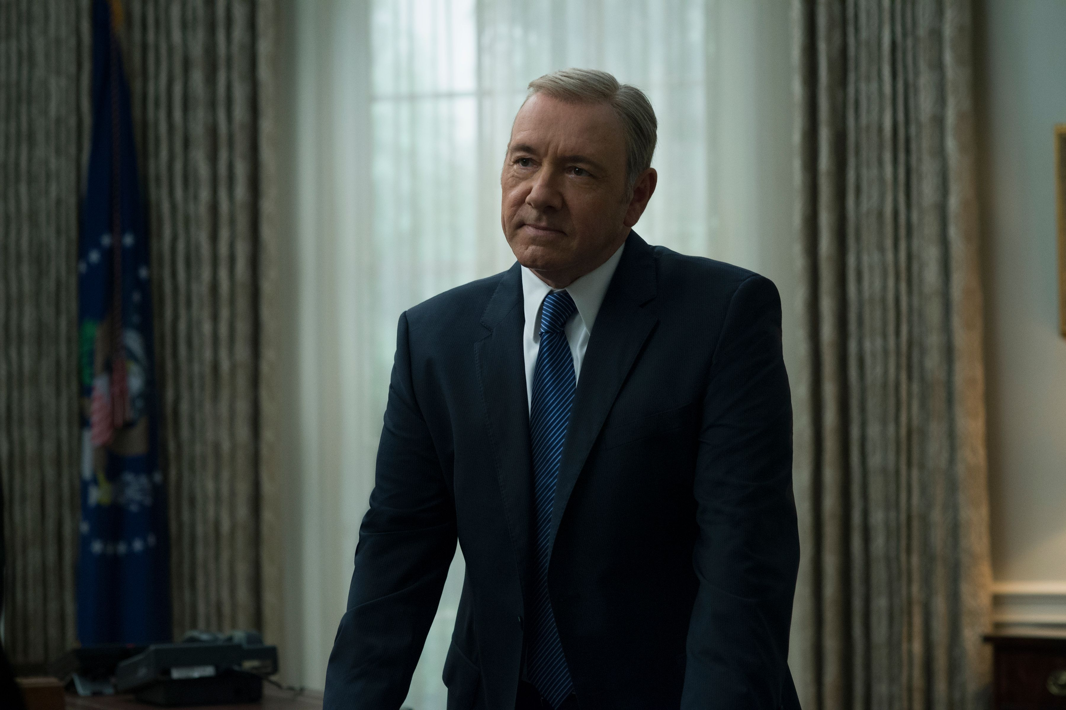 House Of Cards Season 4 Review The Underwoods Fall And Rise Collider