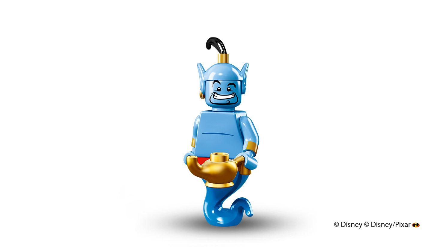 LEGO Disney Minifigures Images Revealed