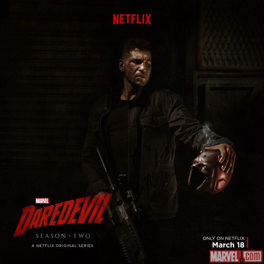 Daredevil Season 2's Punisher Is The Best Frank Castle Yet