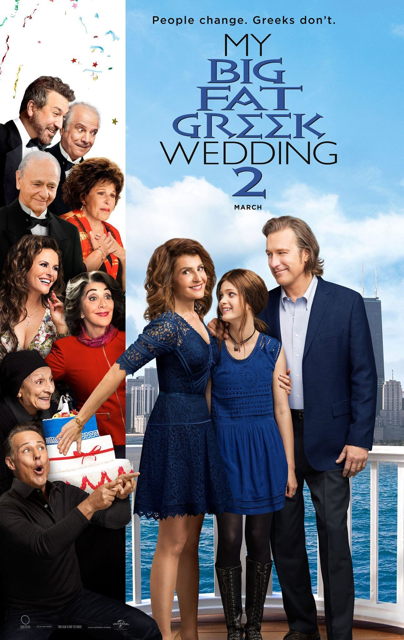 My big fat greek wedding 2 summary