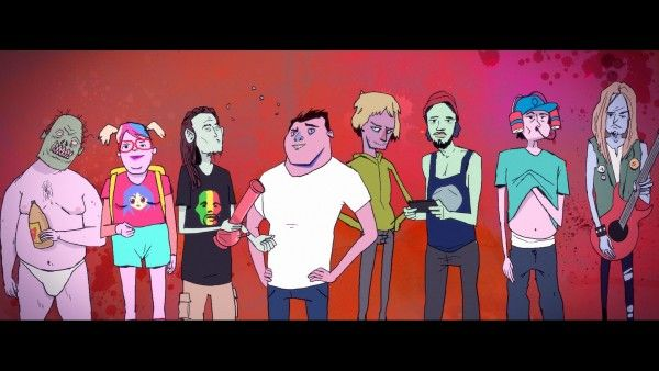 nerdland-movie-cast