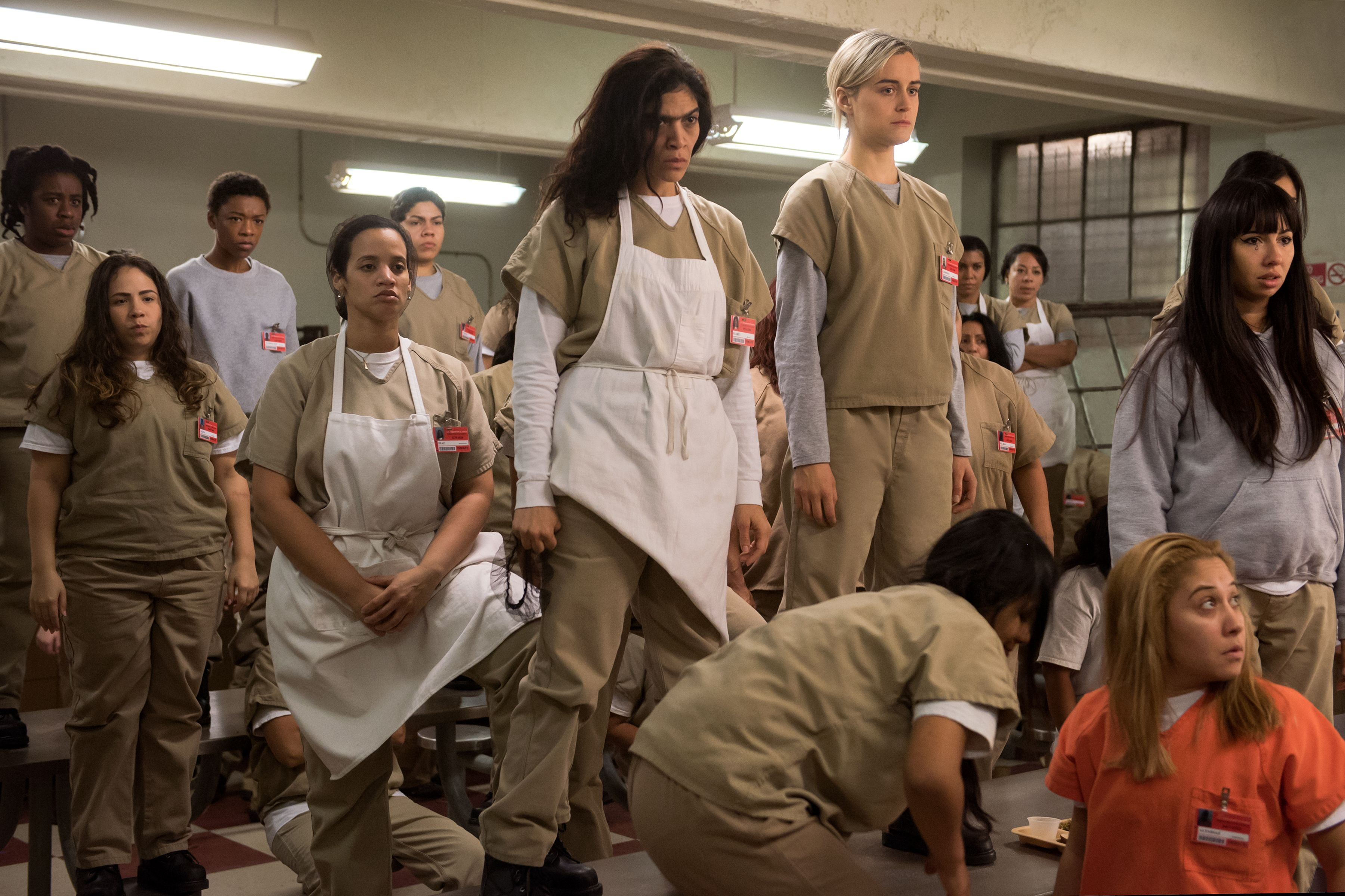 orange is the new black all cast