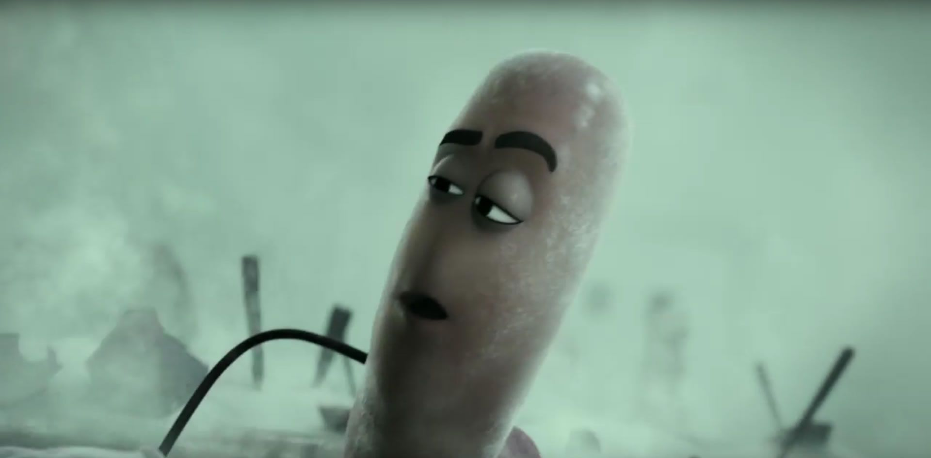 Sausage Party Review: All Food Goes To Hell