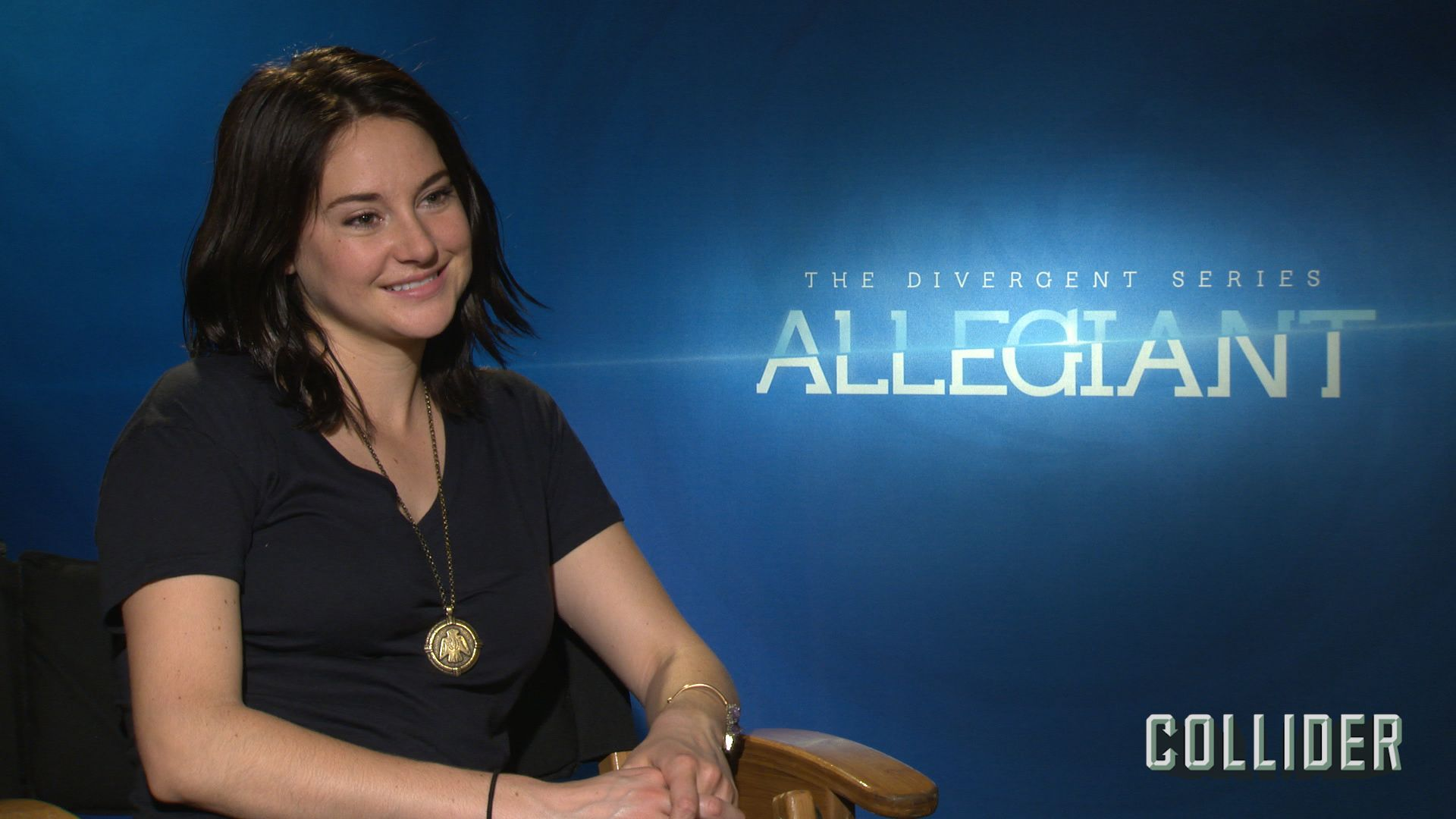 Shailene Woodley on 'Allegiant' and Her Go-To Karaoke Song ... Pacific Rim Cast
