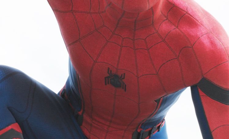 spider man captain america civil war logo Những việc hấp dẫn bật mí sau trailer Captain America: Civil War