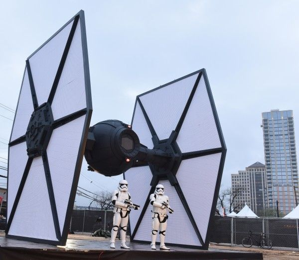 Star Wars: The Force Awakens - The First Order Has Landed At SXSW