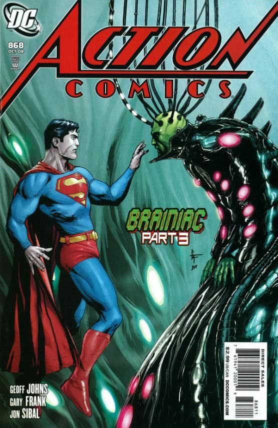 Comic book character brainiac dating 7