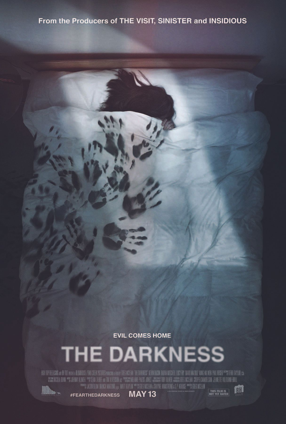 The Darkness Movie Trailer Kevin Bacon Is Haunted Collider