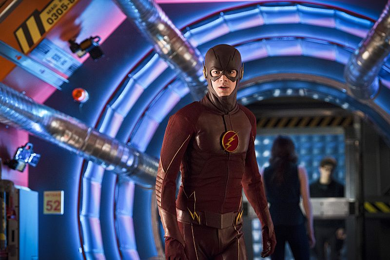 Flash Episode First Time Travel