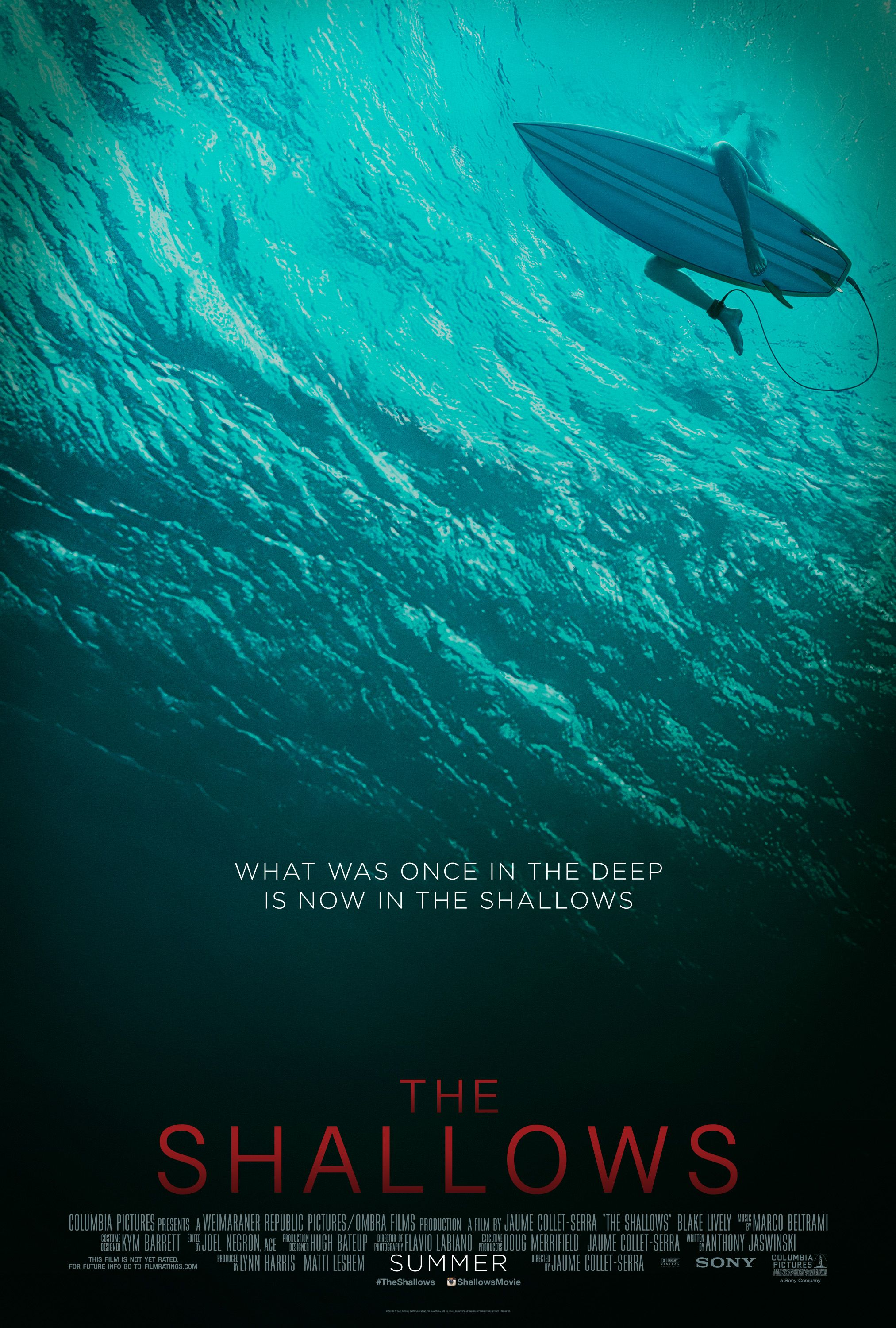 5ea72d961f The Shallows Review  Blake Lively s Shark Film Is Gill-ty Fun