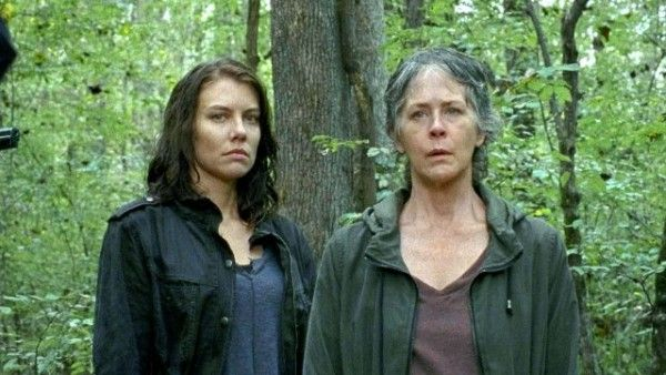 the-walking-dead-lauren-cohan-melissa-mcbride-same-boat-image