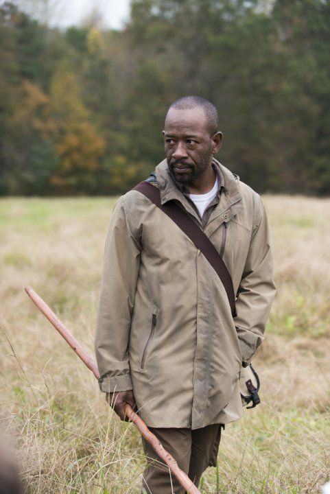 The Walking Dead Morgan's Return Could Have Come Earlier ...