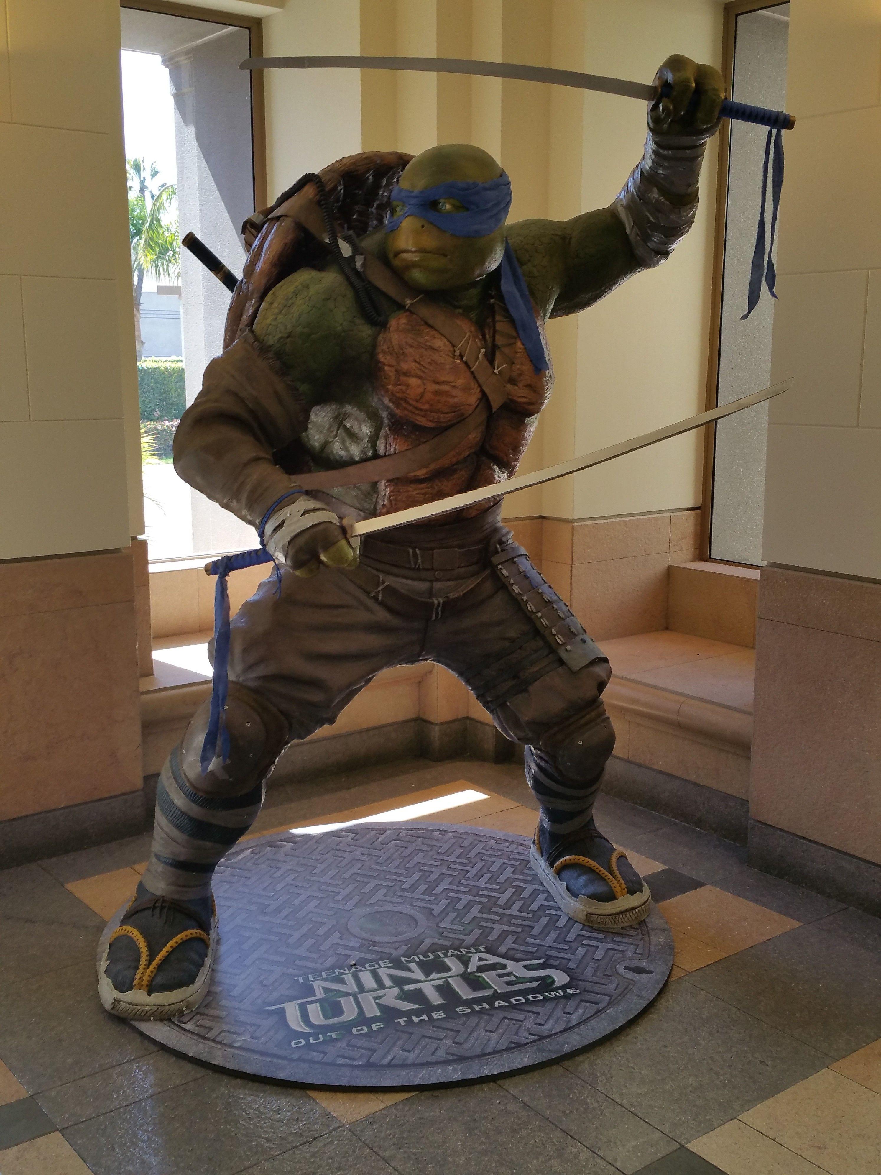Ninja Turtle Movie 2014 Shredder Teenage Mutant Ninja T...