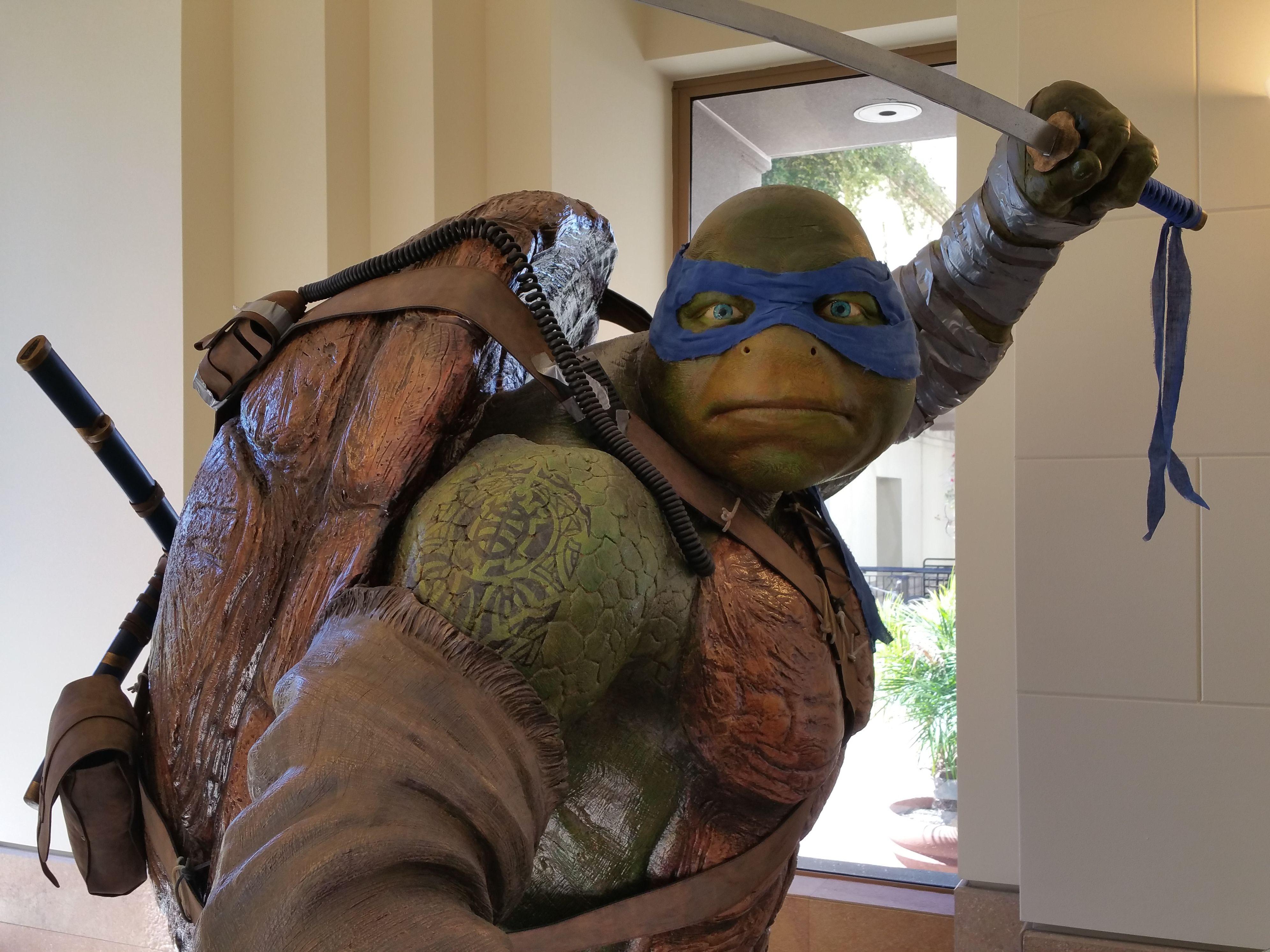 Donatello Tmnt Movie 2014