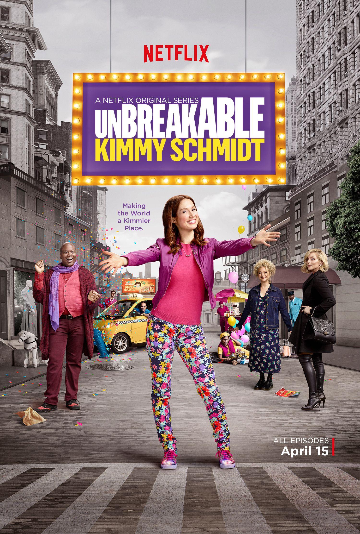 Unbreakable Kimmy Schmidt Besetzung