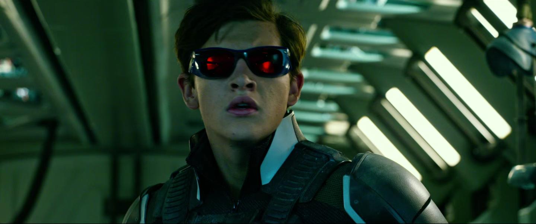 X Men Cyclops Movie Costume X-Men: Apocalyp...