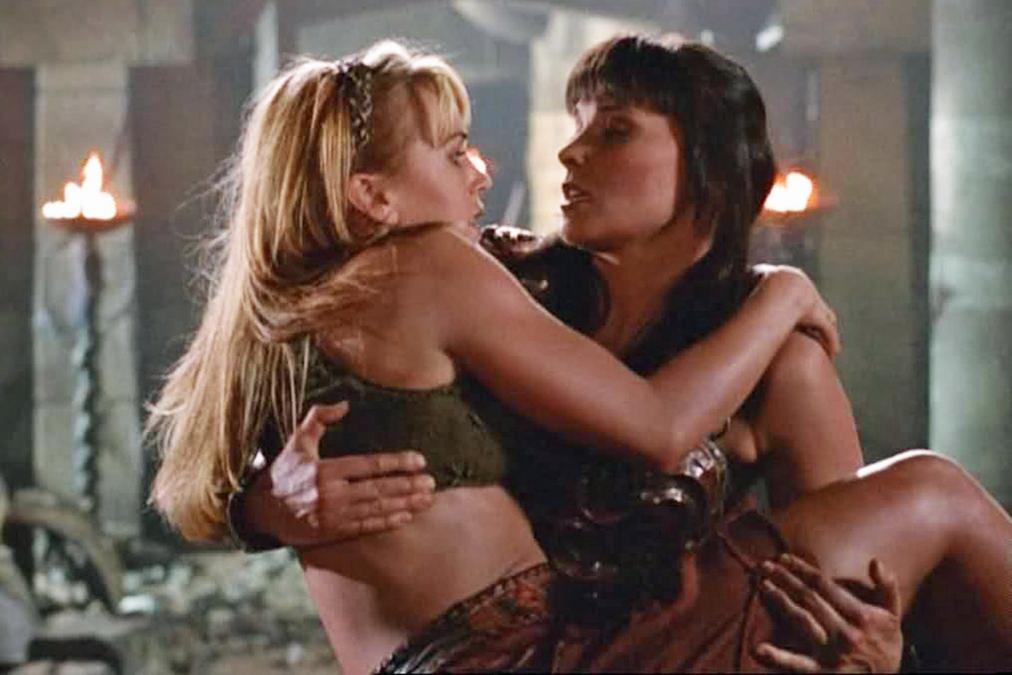 The Xena Warrior Princess Lesbian Drinking Game