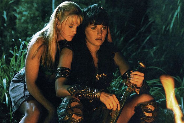 Warrior Princess reboot is dead — NBC's Xena