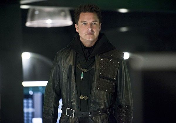 arrow-john-barrowman